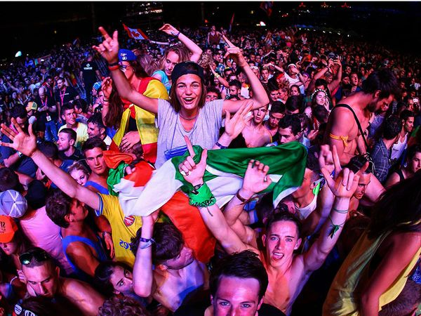 Major Music Festivals In 2016