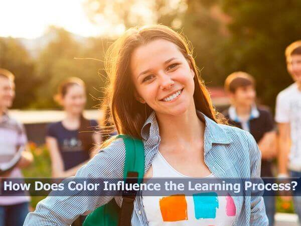 How Does Color Influence the Learning Process